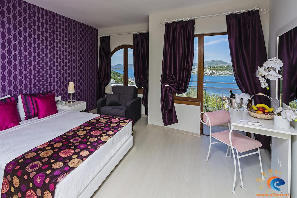 Riva Bodrum Hotel - Turqi
