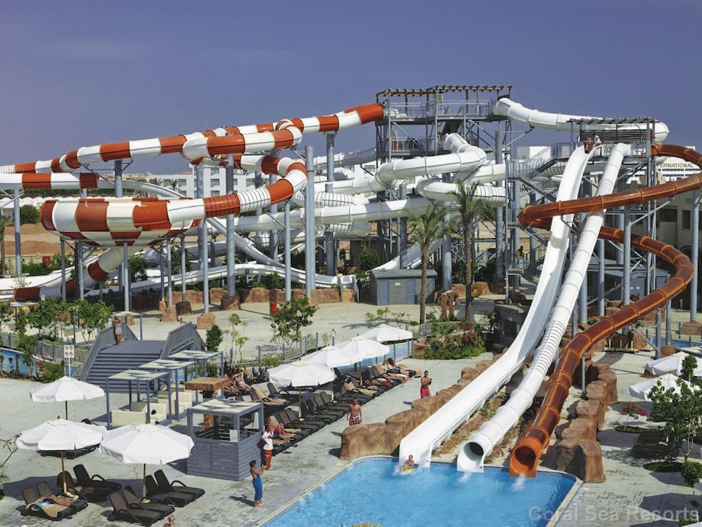 Coral Sea Waterworld Hotel - Egjipt