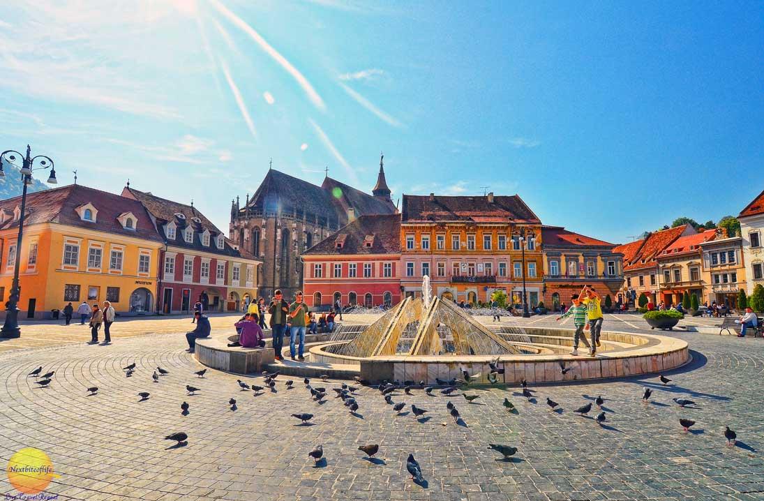 Bukuresht-Brashove - Rumani