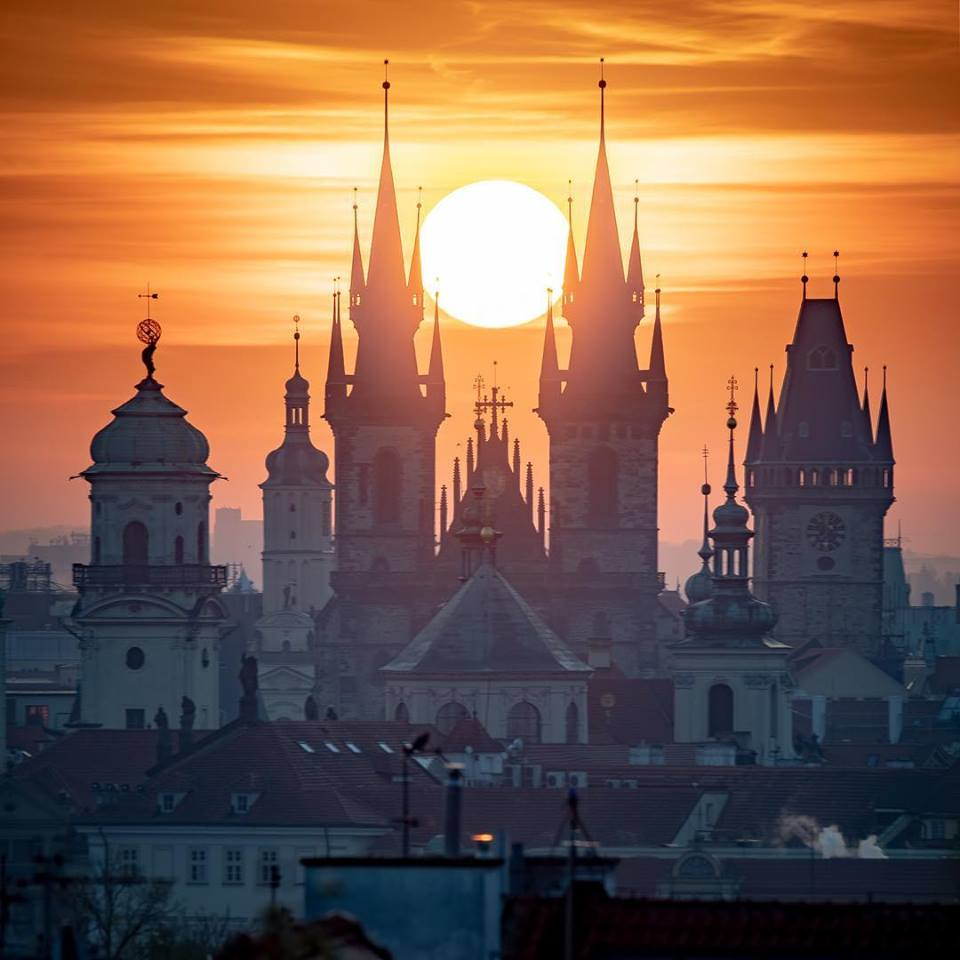 Prage-Bratislave-Budapest - Sllovaki