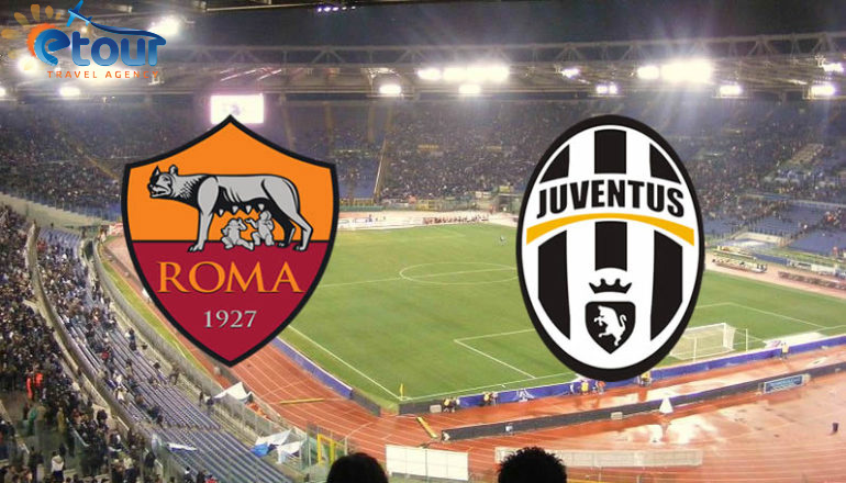 Ndeshja Rome Vs Juventus