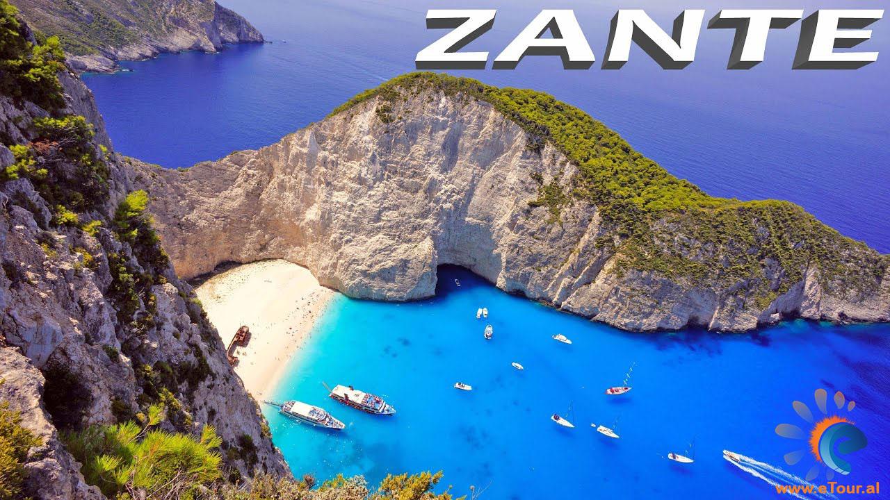 Tur 6 ditor ne Zakynthos me transport - Greqi