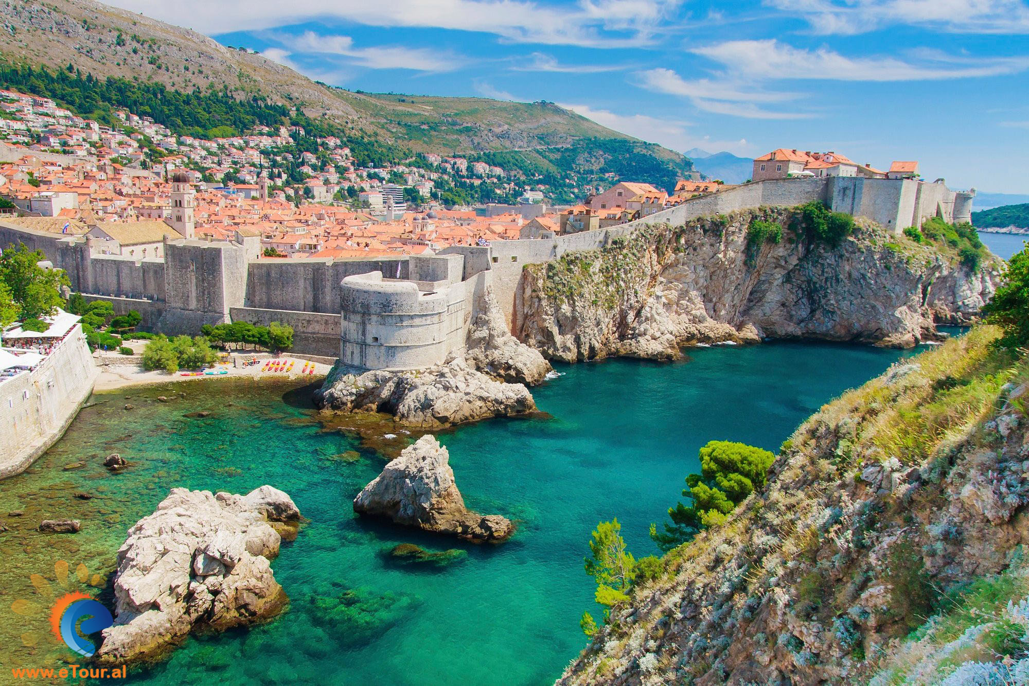 Tour ne Bregdetin Dalmat  - Kroaci