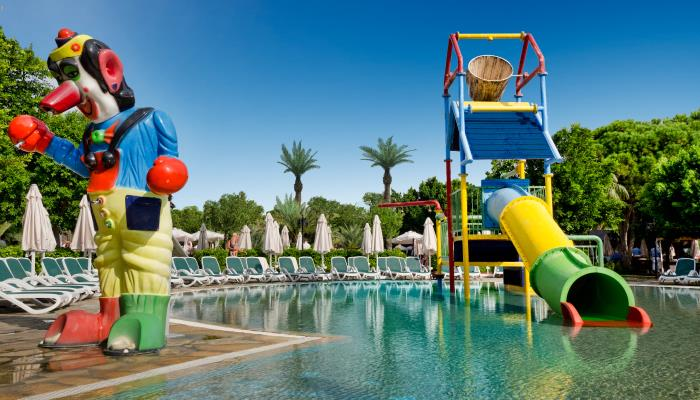 Gloria Golf Resort - Turqi