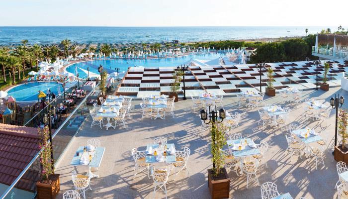 Paloma Oceana Resort - Turqi