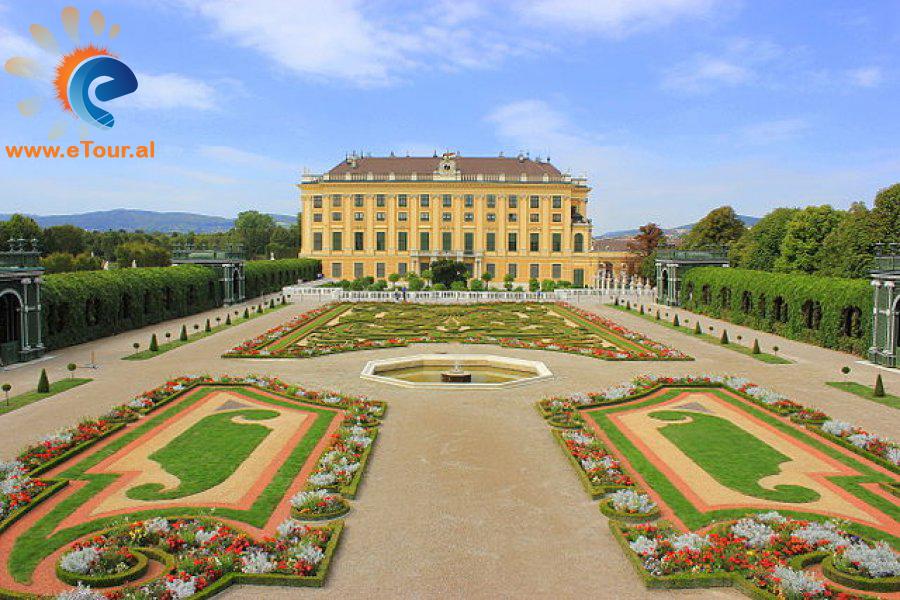 Viti i Ri ne Vjene - Prage 6Dite - Austri