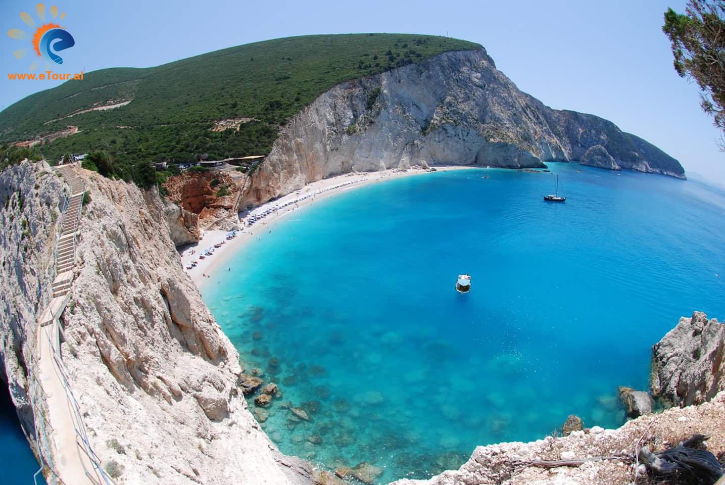 Tur 3 ditor Lefkada-Parga-Janina - Greqi