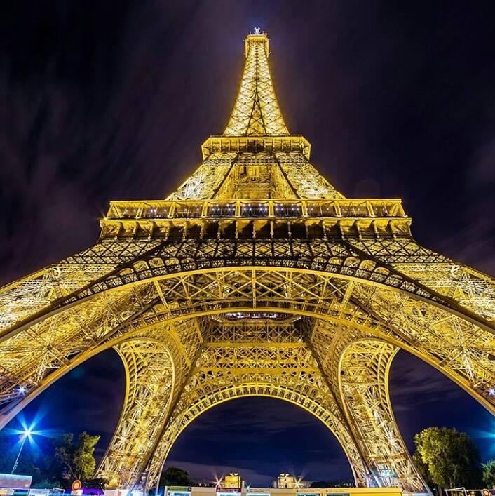Tur Kulturor ne Paris me avion