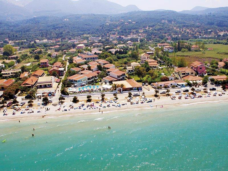 Almyros Beach Hotel - Greqi